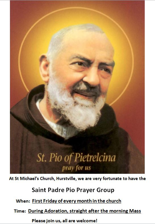 Saint Padre Pio Prayer Group